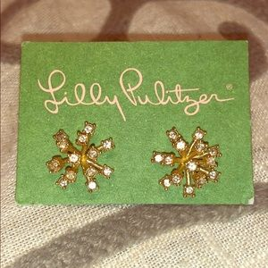 Lilly Pulitzer Stud Earrings